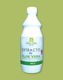 Extracto de Aloe Vera