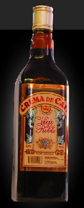 Licor de Café Viejo Roble