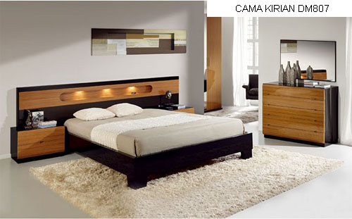 Camas matrimoniales dm 807 comprar camas matrimoniales - Muebles camas matrimoniales ...