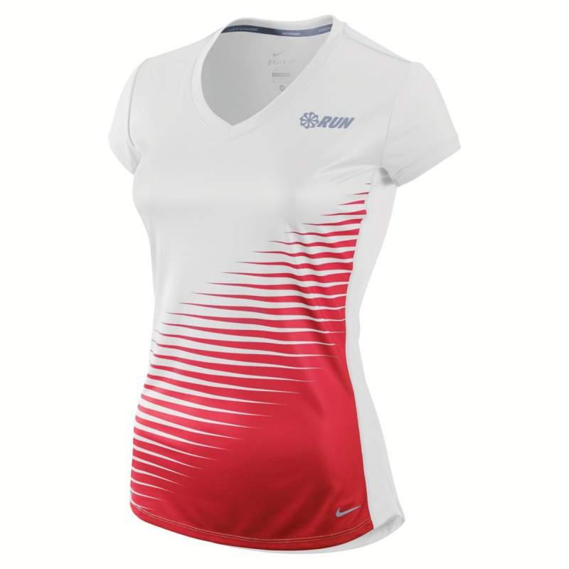 elegante en estilo llega imágenes oficiales Camiseta Sublimated Mujer NIKE comprar en Santa Cruz de la ...