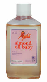 Comprar Almond oil baby