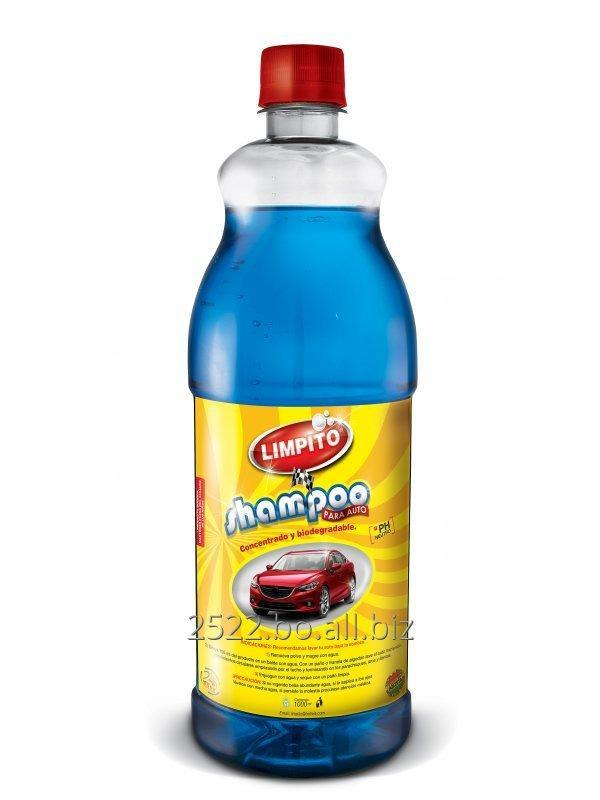 Comprar Shampoo para Autos