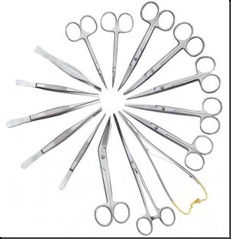 Kirurgisk utstyr - MED-EL Katalogen