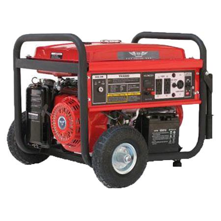 Comprar Generadores de electricidad OMEGA YH6500