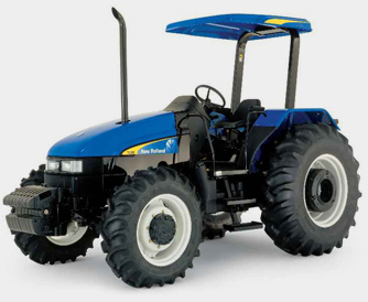 Comprar Tractor NEW HOLLAND