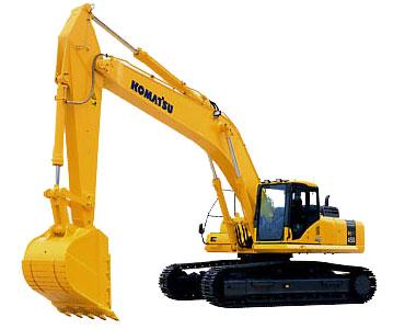 Comprar Excavadoras con esteras