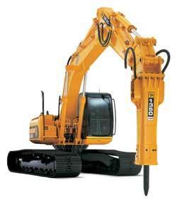Comprar Excavadoras en cadenas