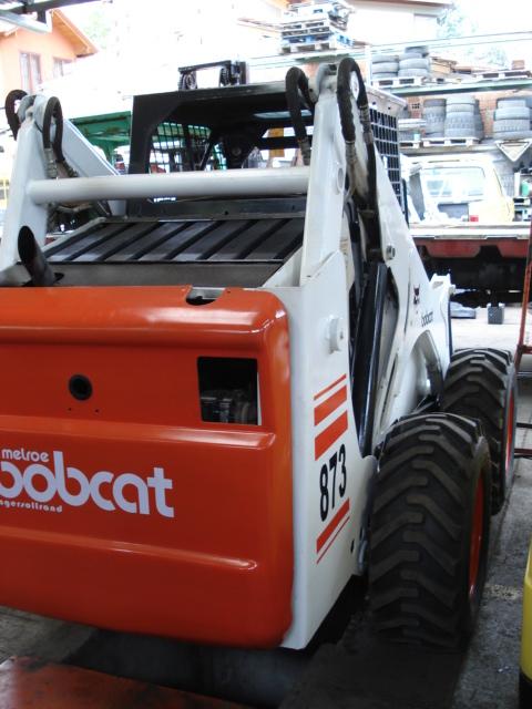 Comprar BobCAT Mod 743