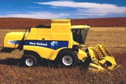 Compro cosechadoras de trigo
