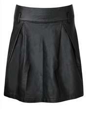 Comprar Falda de cuero
