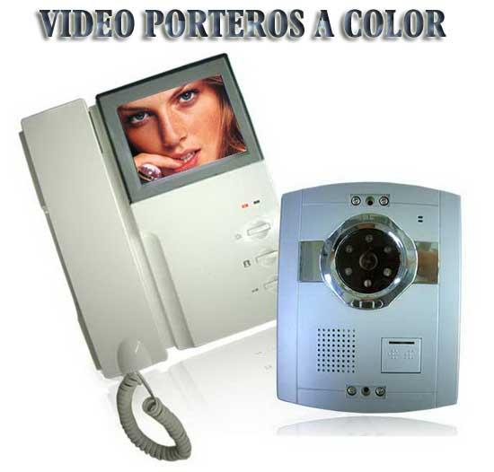 Comprar Video porteros