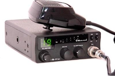 Comprar Radio estación Alan-109