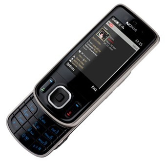 Comprar Telefono móvil Nokia 6260 Slide