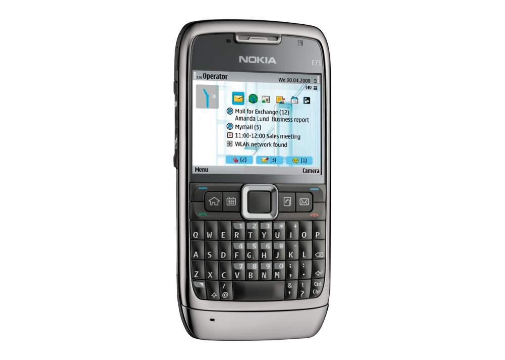 Comprar Telefono móvil Nokia E71