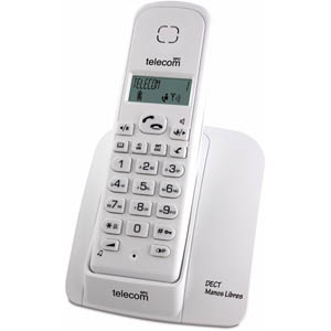 Comprar Telefono inalambrico KX-TG1070SPB