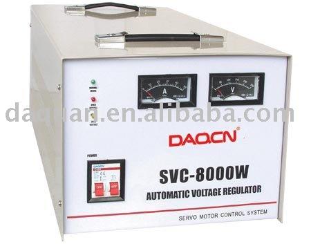 Comprar Estabilizador de corriente SVC-8000W