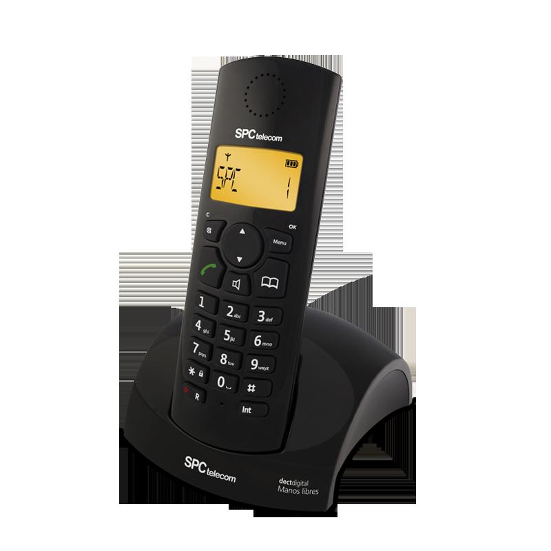 Comprar Telefono inalambrico SPCtelecom 7229