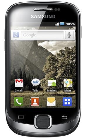 Comprar Teléfonos móviles Samsung Galaxy Fit S5670