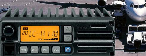 Comprar Transceptor móvil IC-A110