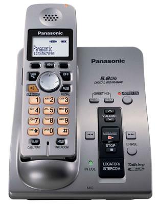 Comprar Telefono inalambrico Panasonic