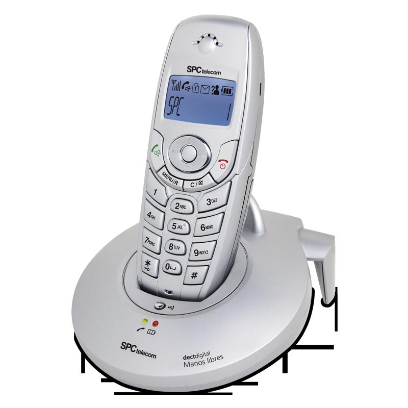 Comprar Telefono inalambrico SPCtelecom 7170
