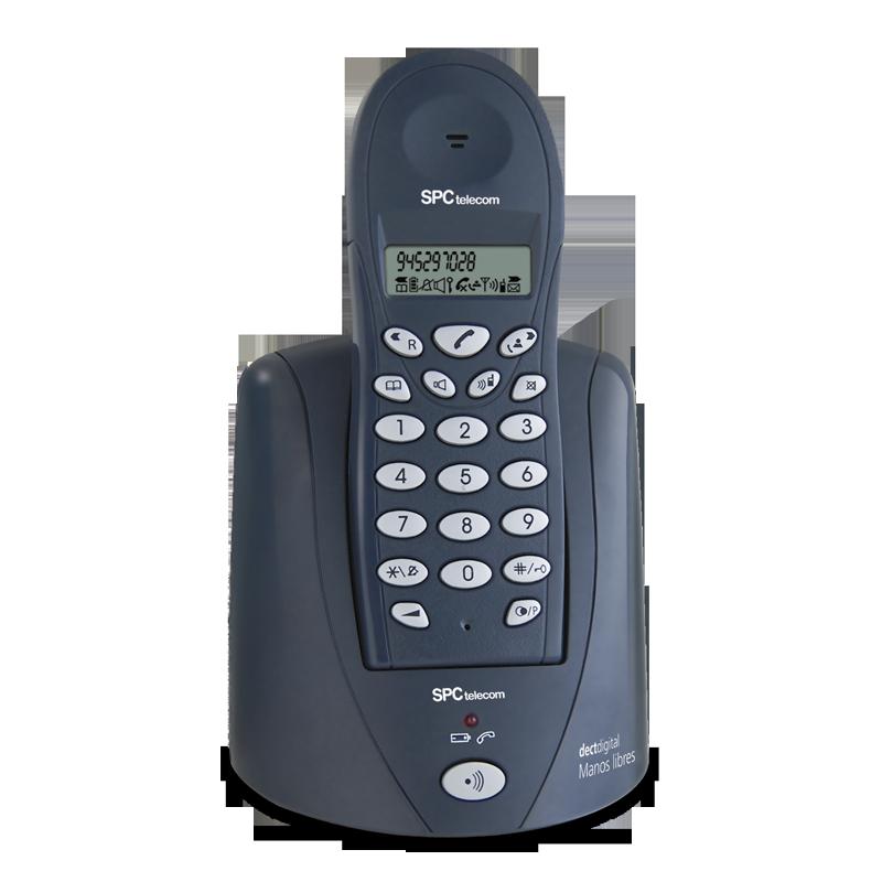Comprar Telefono inalambrico SPCtelecom 7114
