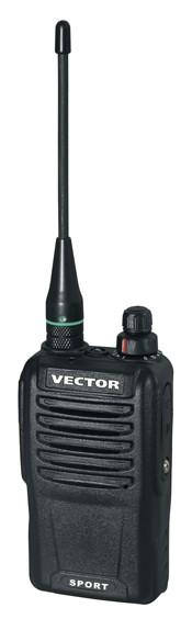 Comprar Transceptores portátiles vector vt 47 sport