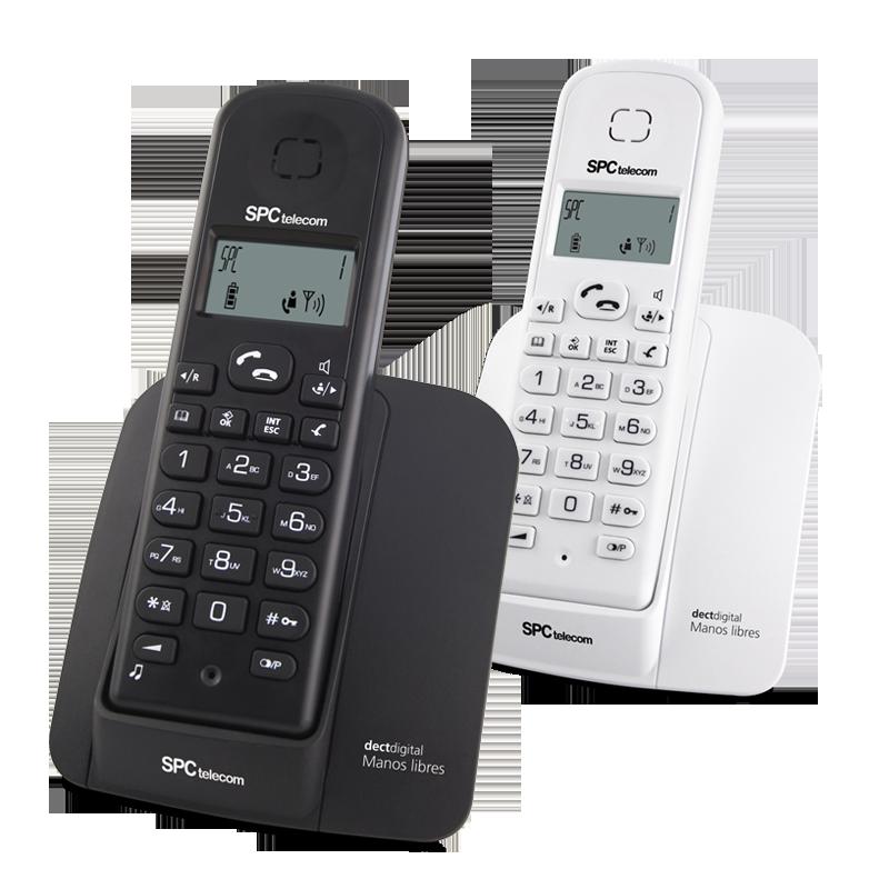Comprar Telefono inalambrico SPCtelecom 7206