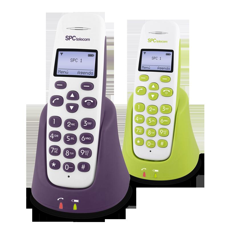 Comprar Telefono inalambrico SPCtelecom 7905