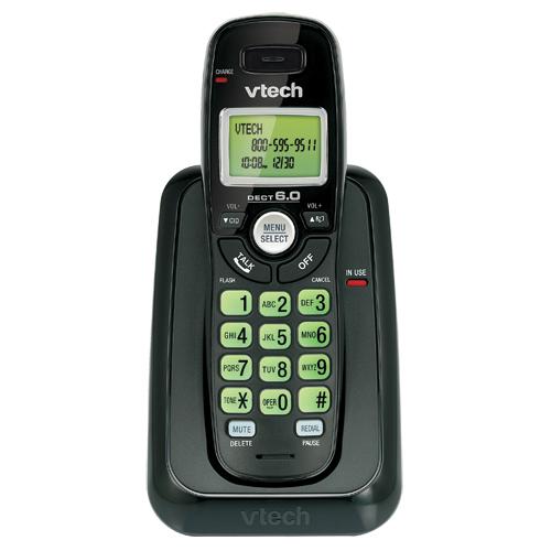 Comprar Telefono inalambrico Vtech DECT 6.0 Negro