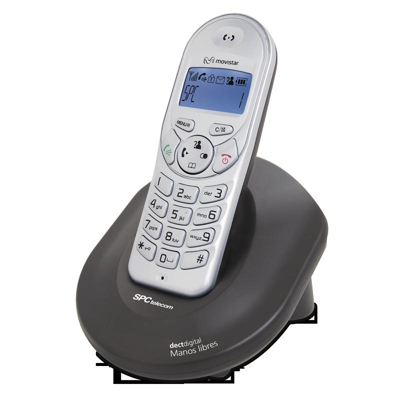 Comprar Telefono inalambrico SPCtelecom 7148