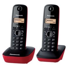 Comprar Telefono inalambrico PANASONIC KX-TG1612SPR