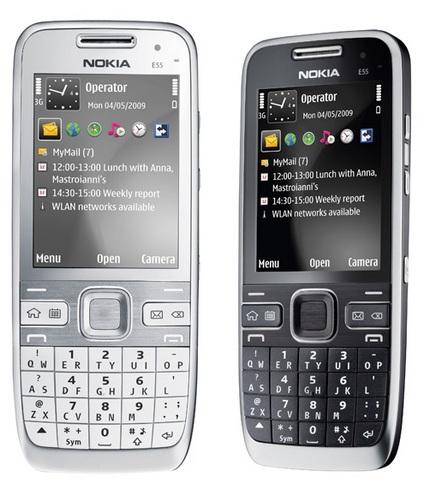 Comprar Telefono móvil Nokia E55