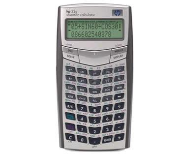 Comprar Calculadoras HP 33s SCIENTIFIC