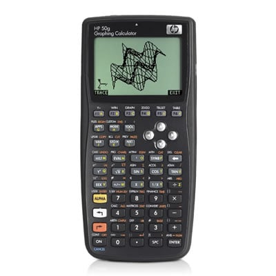 Comprar Calculadoras gráfica HP 50g