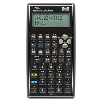 Comprar Calculadora HP 35s SCIENTIFIC
