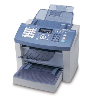 Comprar Fax Toshiba