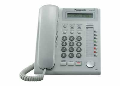 Comprar Teléfono-IP Panasonic con pantalla LCD de 1 línea