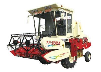 Compro Cosechadora de trigo