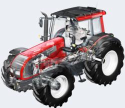 Comprar Tractor VALTRA
