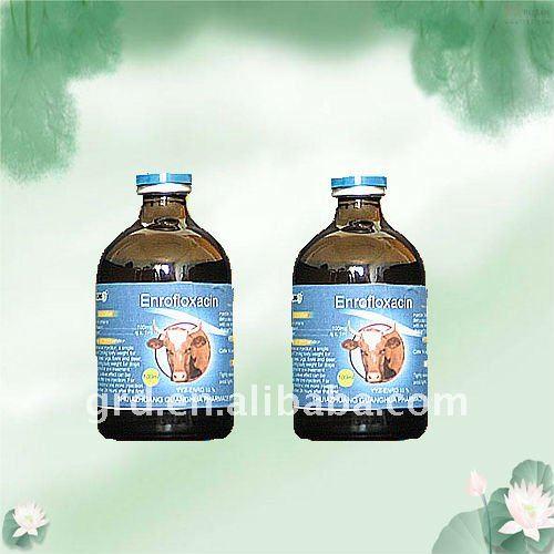 Comprar Antibiótico animal Enrofloxacin