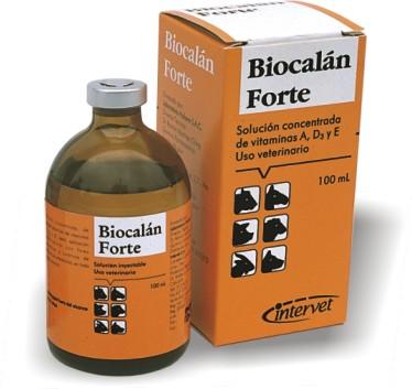 Comprar Vitamina para animales Biocalan Forte