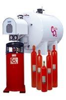 Comprar Sistemas de extincion de incendios de CO2