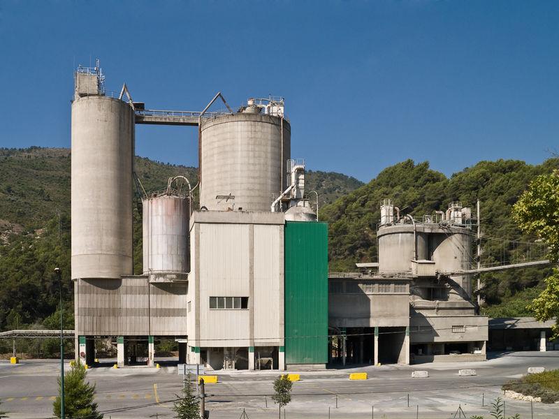 Comprar Fábrica de cemento