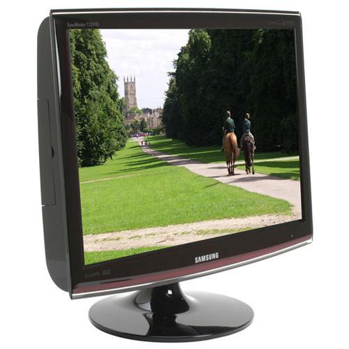 "Comprar Samsung - TV / Monitor LCD de 22"" SyncMaster T220HD"