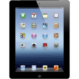 Apple - Nuevo iPad de 32GB con WiFi + 4G Negro