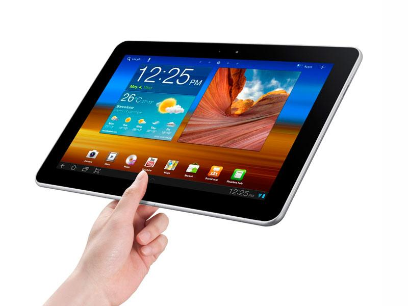 "Samsung - Galaxy Tab 10.1"" 32GB con WiFi"