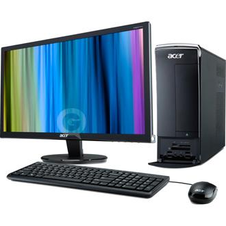 Comprar Computadora + monitor ACER AX3470
