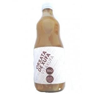 Comprar Horchata de Chufa Concentrada de Valencia procedente del cultivo ecológico, 500ml, Vitaxufa
