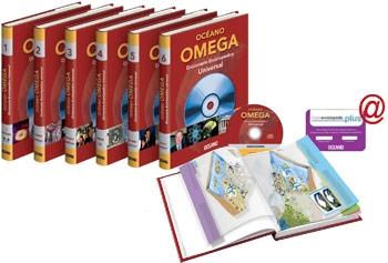 Comprar Diccionario Enciclopédico Universal Omega